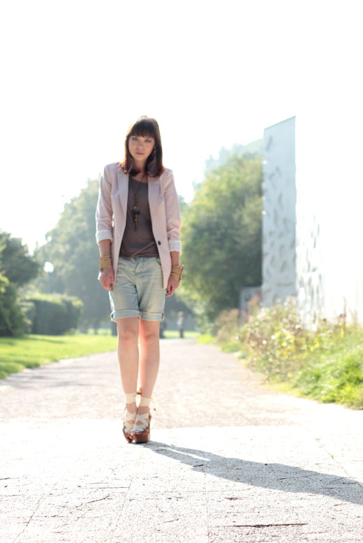 outfit mango wedges