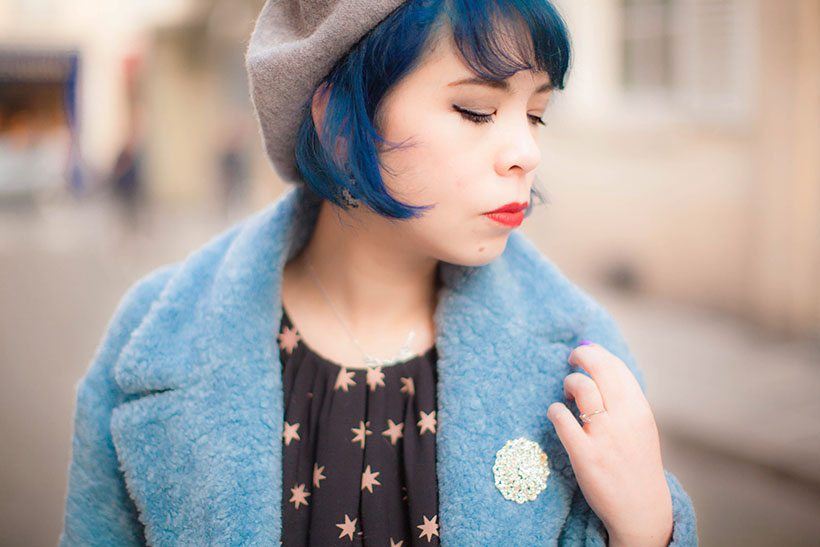 Blue Mood - Lulla Blog