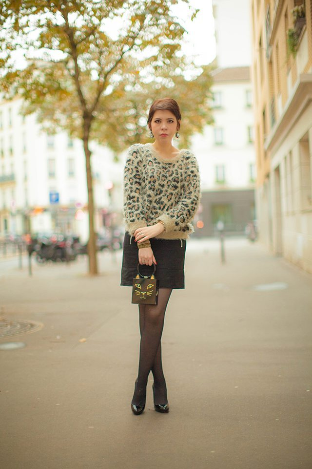 Leopard outfit - Lulla Blog